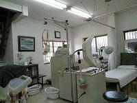 癒しの空間、リハビリテーション室